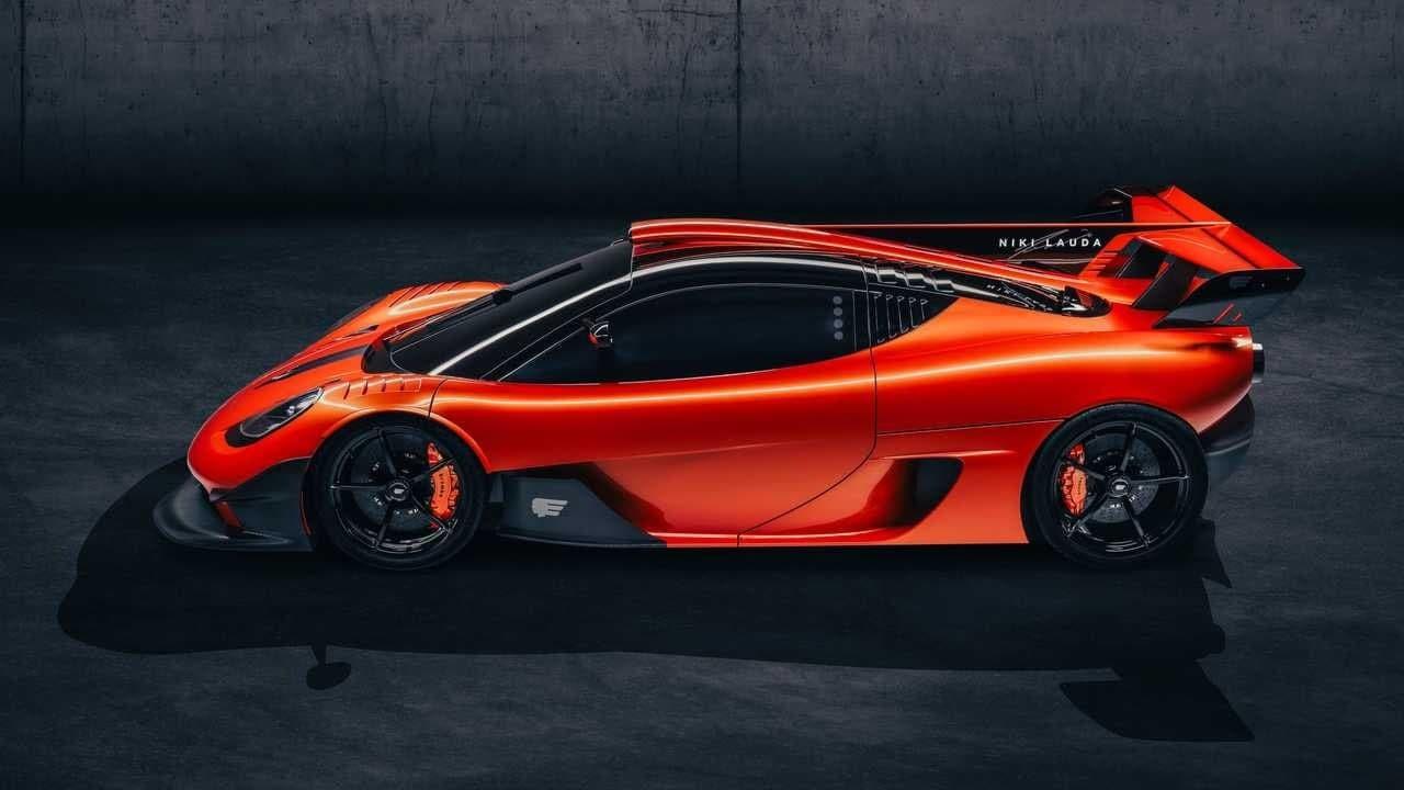 Создатель McLaren F1 представил новое гоночное авто