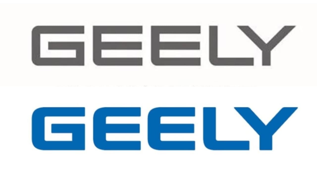 Бренд Geely представил новый логотип