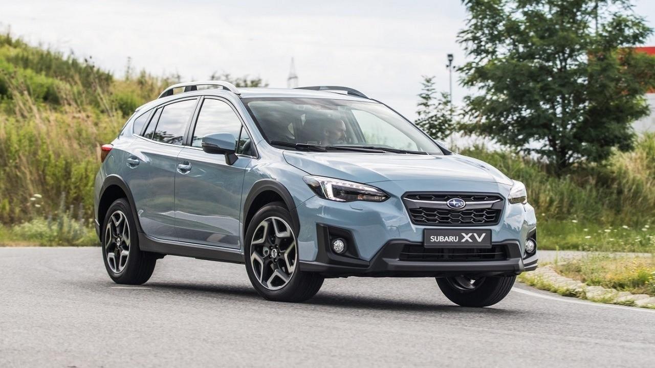 Subaru отзывает почти миллион своих автомобилей