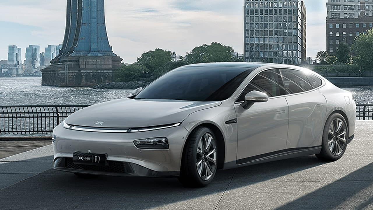 Бренд электрокаров Xpeng Motors получил от правительства 76 млн долларов инвестиций