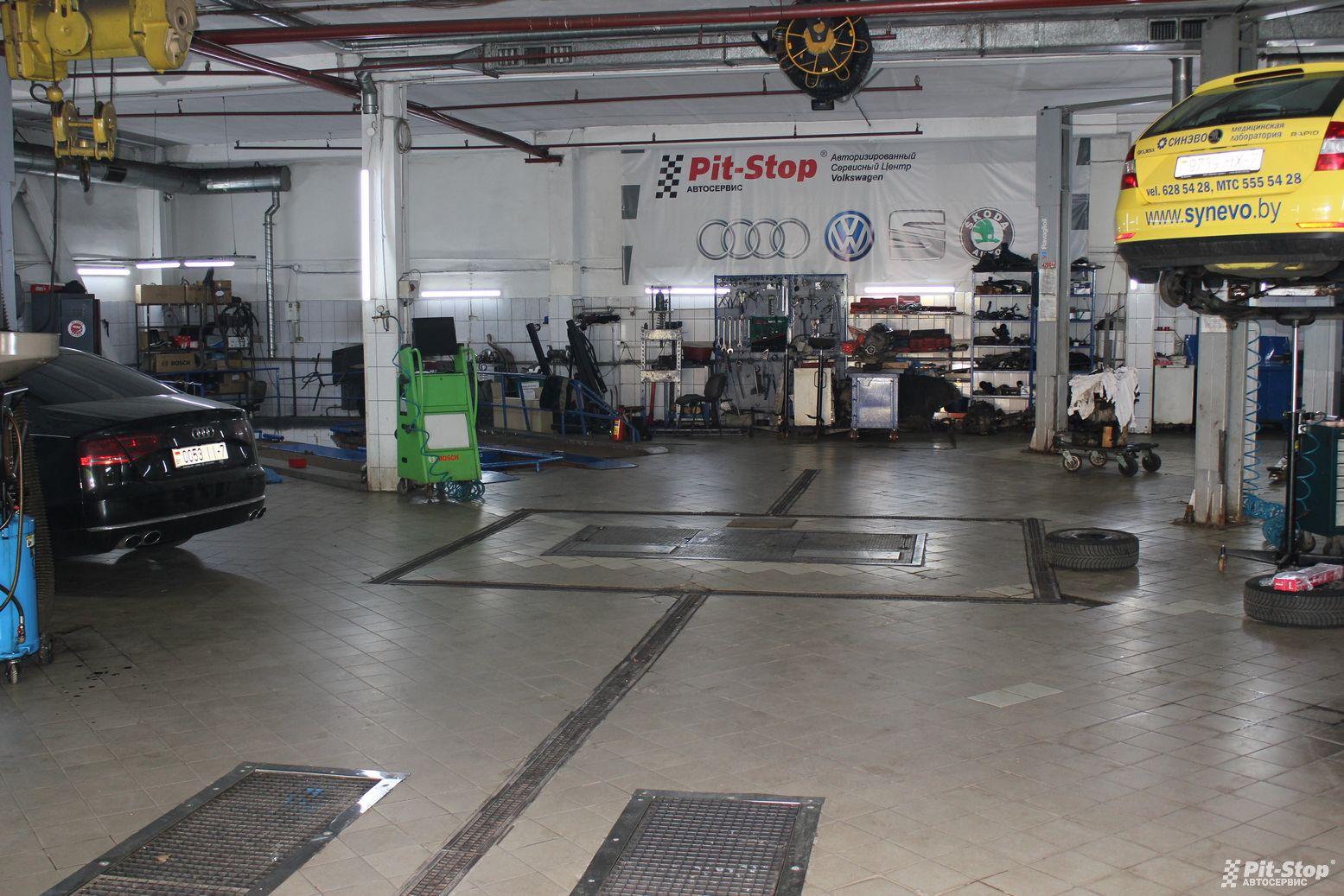 Автосервис Pit-Stop Motors 4