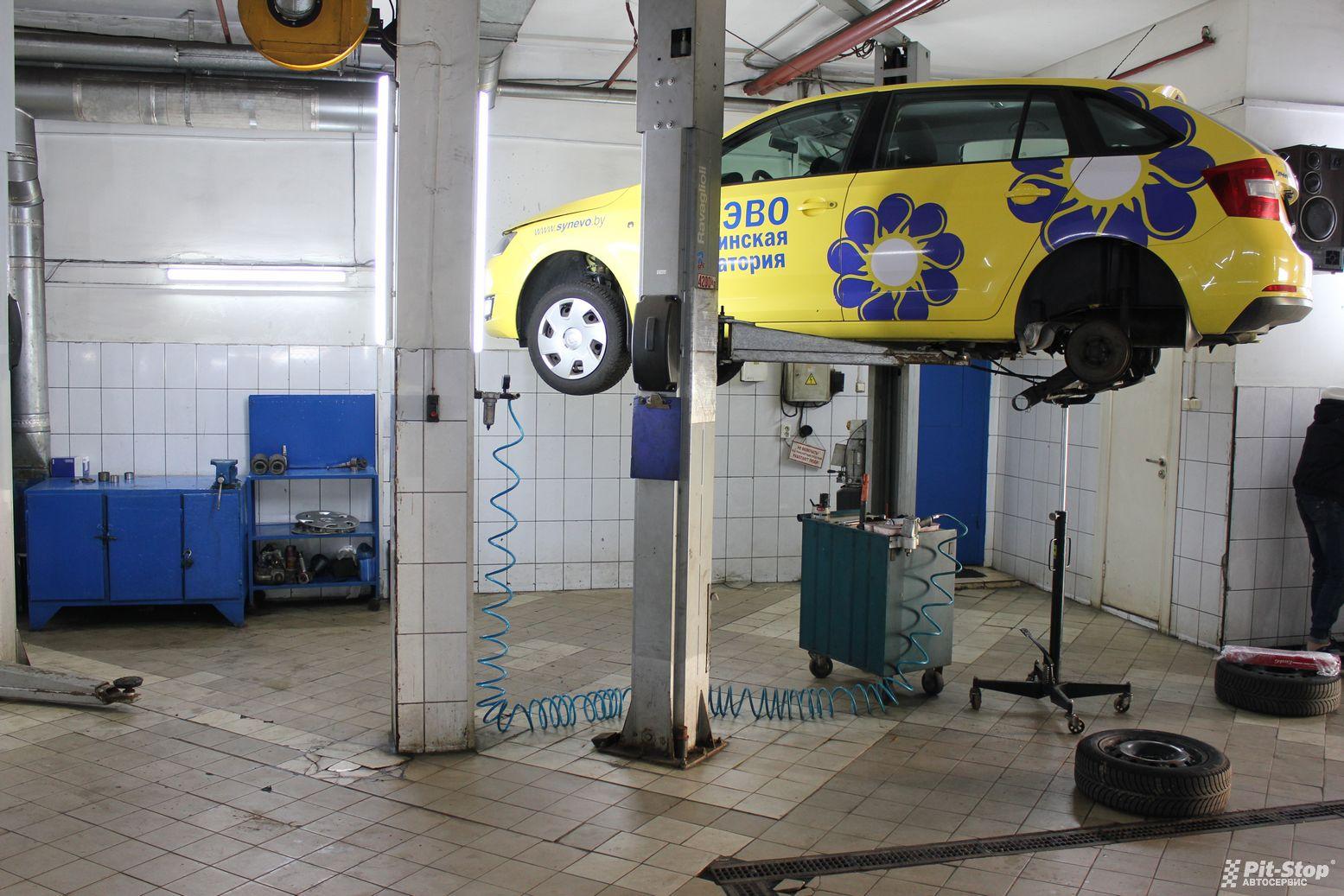 Автосервис Pit-Stop Motors 6